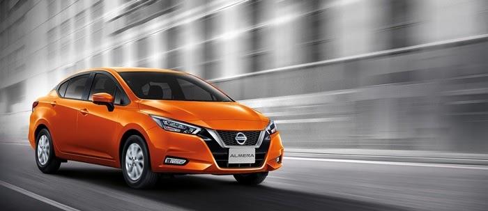ภาพ Nissan Almera 2020