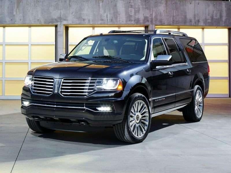 แนะนำ 5 รถยนต์ 8 ที่นั่ง น่าใช้ Lincoln Navigator L