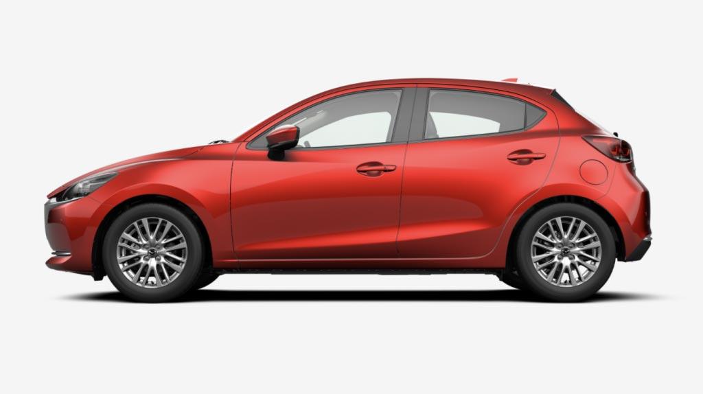Mazda 2 2020 Hatchback รถยนต์ สําหรับผู้หญิง