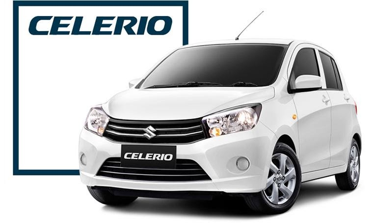 Suzuki Celerio รถยนต์ราคาไม่เกิน 4 แสน