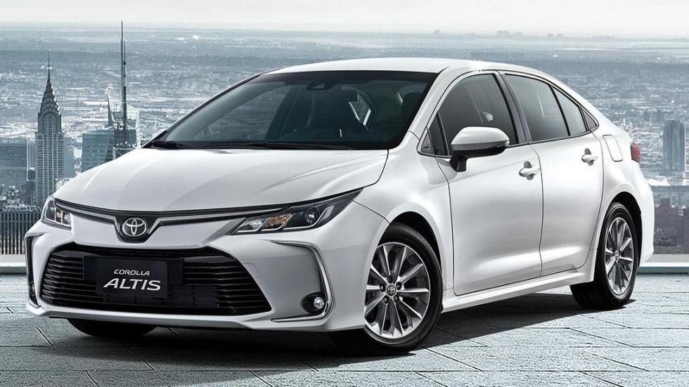 Toyota Corolla Altis 2020 โตโยต้า 4 ประตู 2020