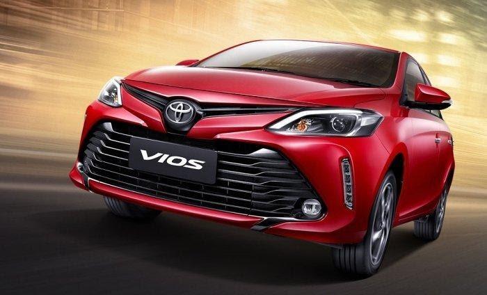 Toyota Vios รถยนต์ สําหรับผู้หญิง