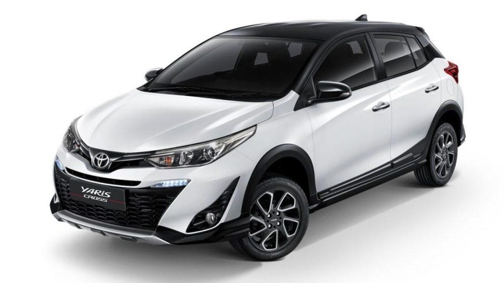 Toyota Yaris 2020 โตโยต้า 4 ประตู 2020
