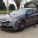 ตลาดรถมือสองกรุงเทพ Honda Civic 2019
