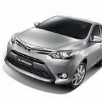 Toyota Vios 2016 รถยนต์ราคาไม่เกิน 4 แสน