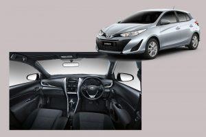 รถ 5 ประตู มือสอง Toyota Yaris
