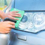 ทำความสะอาดไฟหน้ารถ